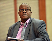 FILE PHOTO: Former Transnet CEO Brian Molefe.