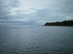 Photo: Approaching Cape Fanshaw.