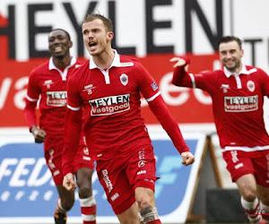 Exact twee jaar geleden bracht Geoffry Hairemans alle Antwerp-fans in extase