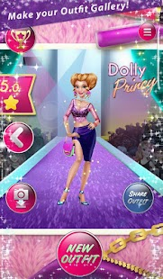 Dress up Game: Dove Runway- screenshot thumbnail