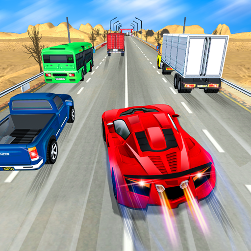 Extreme Road Highway Car Race : Endless Car Race