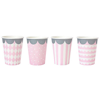 Cup light pink