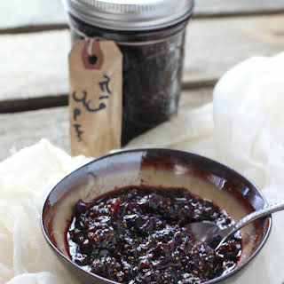 Red Wine Fig Jam.