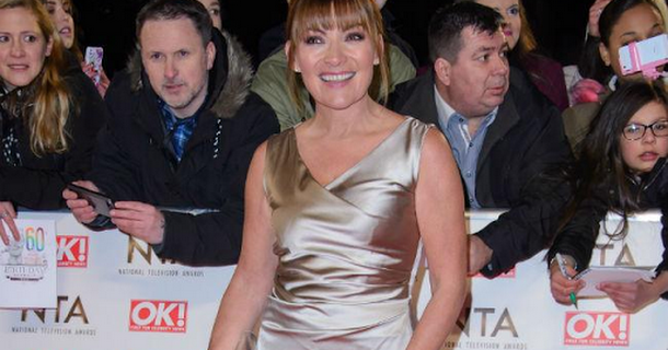 Lorraine Kelly praises NHS staff six years after horse-riding fall