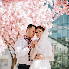 Wedding photographer Irina Khliboyko (irkakvitka). Photo of 24.05.2018