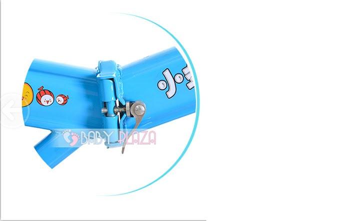 Xe đạp xích lô dành cho bé yêu XL-01 11