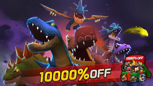 Call of Mini™ Dino Hunter 3.2.3 (Unlimited Gold/Gems)