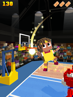 Blocky Basketball FreeStyle 10