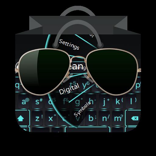 セルリアングロー GO Keyboard 個人化 App LOGO-硬是要APP