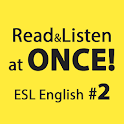 ENGLISH ESL SHORT STORIES icon