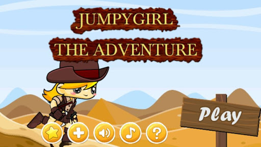 Télécharger Jumpy Girl mod apk screenshots 1