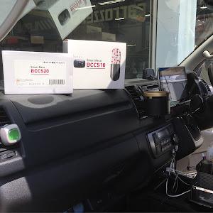 ハイエースバン  GDH201V S-GL ダークプライムのカスタム事例画像 ひでぽんさんの2019年09月23日18:41の投稿