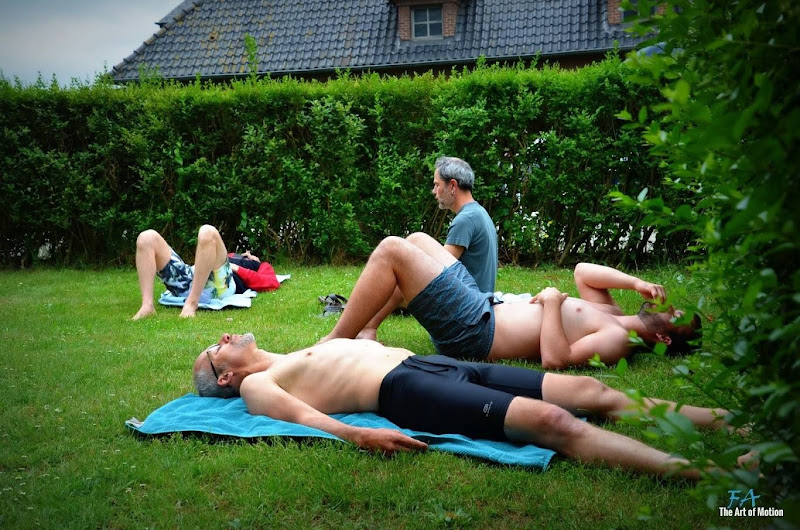 Wim Hof Methode: introductie workshop juni 2018