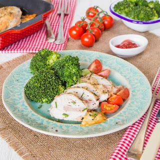 Chicken Breast With Vegetables Recipes
