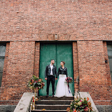 Wedding photographer Yuliya Yaroshenko (Juliayaroshenko). Photo of 23.10.2017