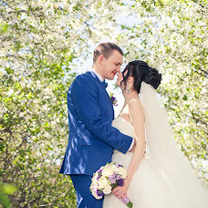 Wedding photographer Alisa Plaksina (aliso4ka15). Photo of 15.05.2017