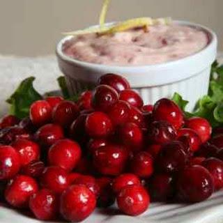 Cranberry Butter Recipe