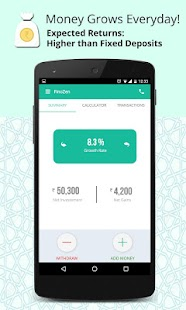 Earn higher than Fixed Deposit, Start with Rs. 500- screenshot thumbnail