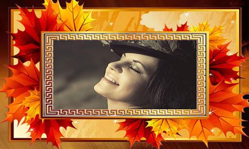 Photo In Autumn frames