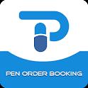 Pen Order Booking icon