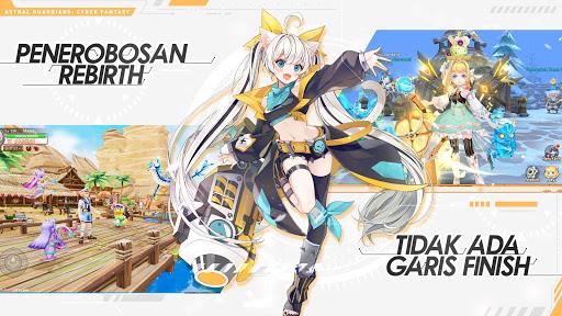 Astralu00a0Guardians:u00a0Cyber Fantasy screenshots 3