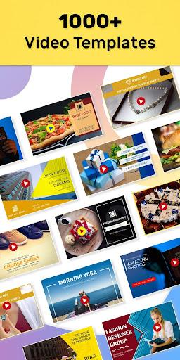 Video Story Maker, Post Maker, Social Video Maker 28.0 screenshots 8