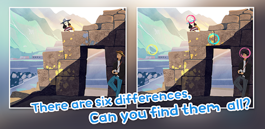 Seek  The  Differences APK