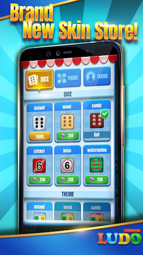 Ludo Comfun- Ludo Online Game  screenshots 4