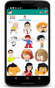 Stickers For Whatsapp & Facebook- screenshot thumbnail