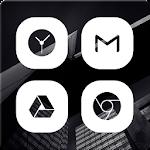 Pasty - White Icon Pack (Free Version) Icon
