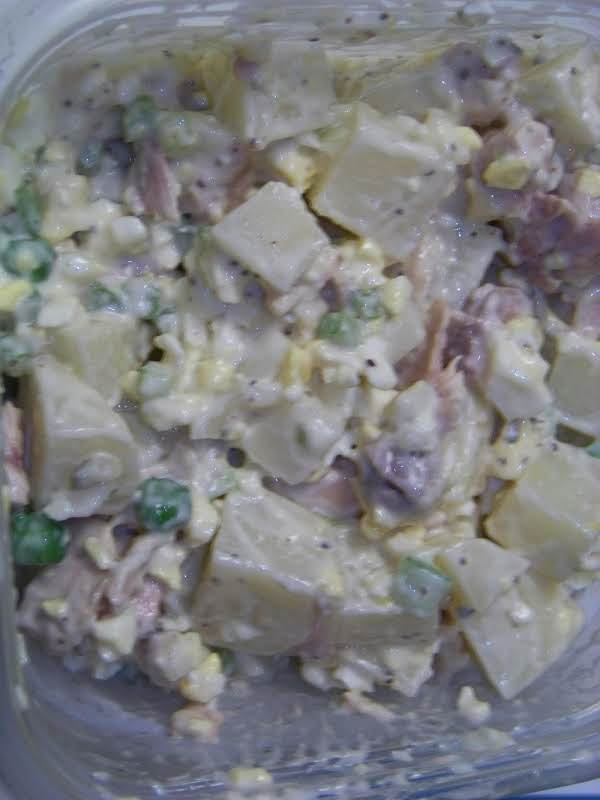 Persian Chicken Salad Recipe