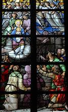 Photo: Apparition de Notre-Dame de Tongre en 1081 (chapelle N-D de Tongre)