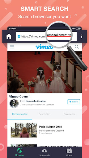 Video downloader 1.3.3 screenshots 11