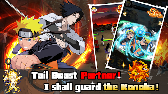 Mod Game Hokage Ultimate Storm for Android