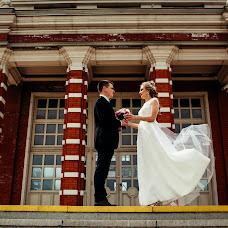 Wedding photographer Masha Rybina (masharybina). Photo of 19.06.2017