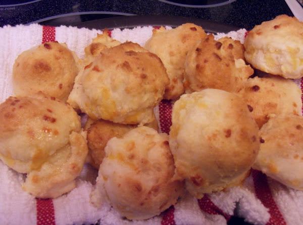 Cheese-garlic Biscuits Recipe