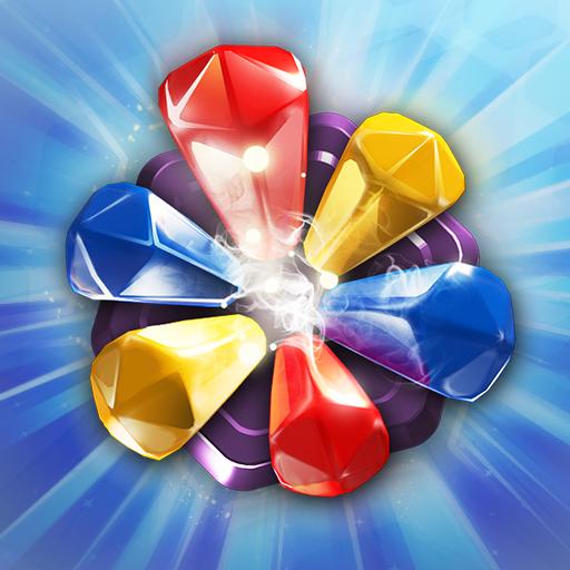 Gems & Magic adventure puzzle for PC