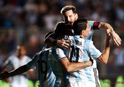 Messi et l'Argentine ne veulent plus parler à la presse