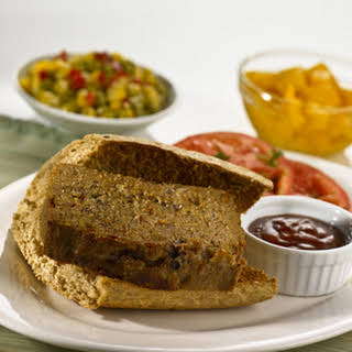 Moist, Crispy Meatloaf Baked in a Brown Paper Bag.