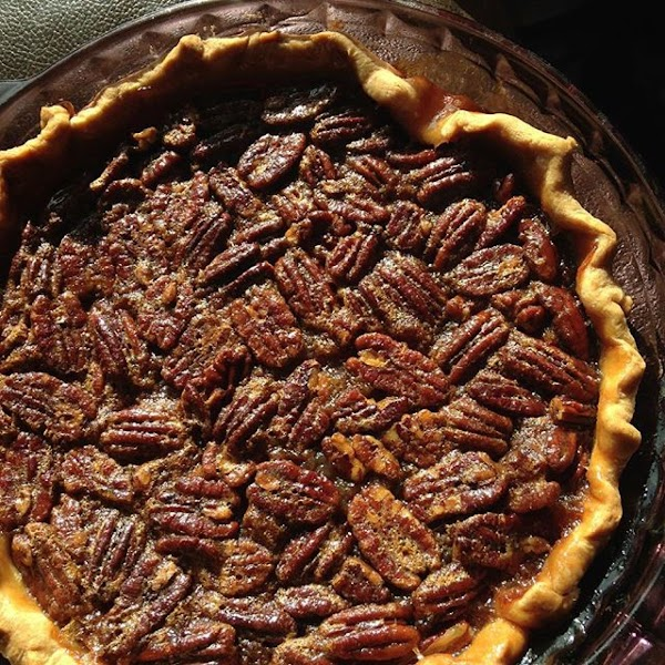Mom's Pecan Pie Recipe