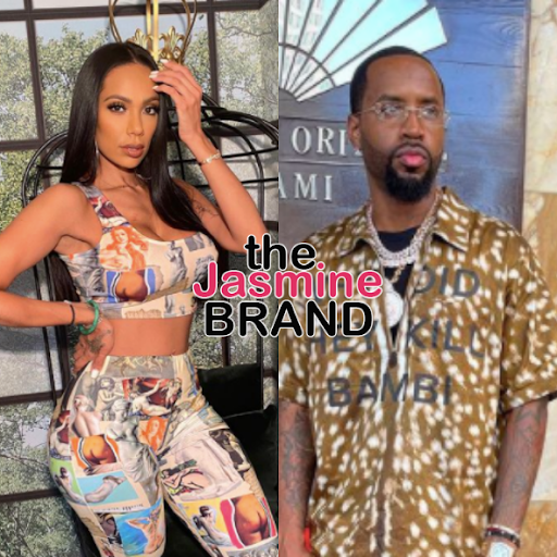 Erica Mena Calls Safaree Out For Adding Stress & Complications To Her Pregnancy