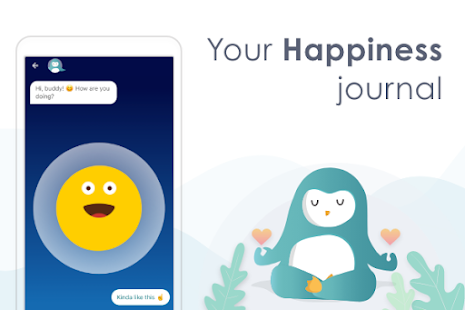 App Wysa: stress, depression & anxiety therapy chatbot APK for Windows Phone