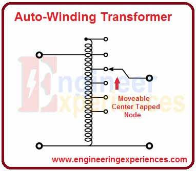 Auto Transformer construction