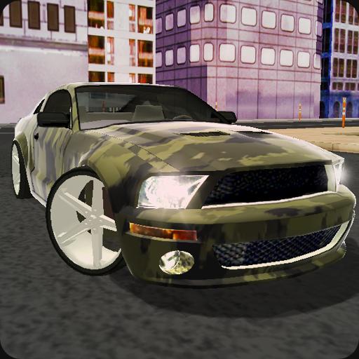 육군 연대기 : 운전 의무 賽車遊戲 App LOGO-硬是要APP