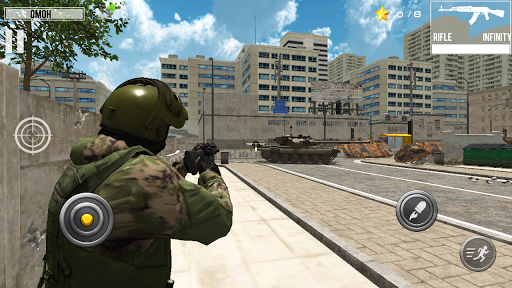 Special Ops Shooting Game screenshots 4