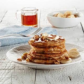 Walnut Oat Pancakes.