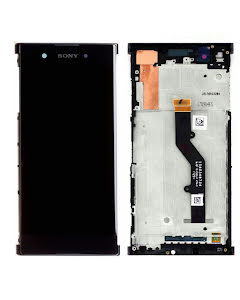 Xperia XA1 Plus Display Original Black