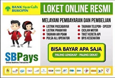 Usaha pembayaran listrik dll