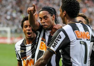 Ronaldinho a négocié avec le club de Mujangi Bia et Mboyo