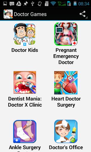 Top Doctor Games